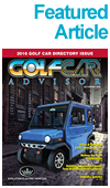 <h2>Keep it Rolling</h2>5 FUN &#038; SUPRISING FACTS ABOUT GOLF CARS