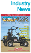 Five Star Golf Cars & Utility Vehicles Named E-Z-GO® Distributor of the Year